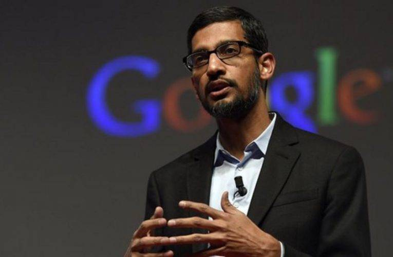 Google boss emails staff detailing his return to office