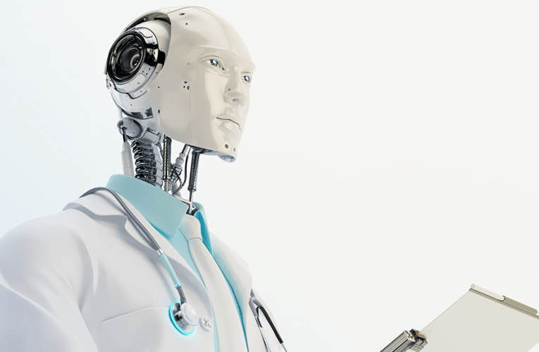 Medical Robots Making a Difference In The Healthcare Industry.