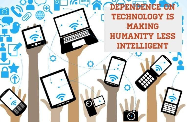 Is Technology Making Us Less Intelligent?