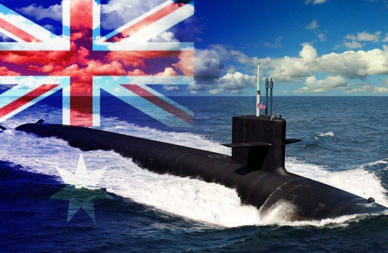 A Surprise Move US, UK Agree To Share Nuclear Sub Tech With Australia