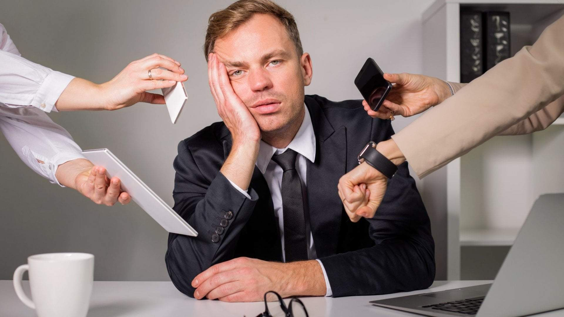 The Stress Of Business